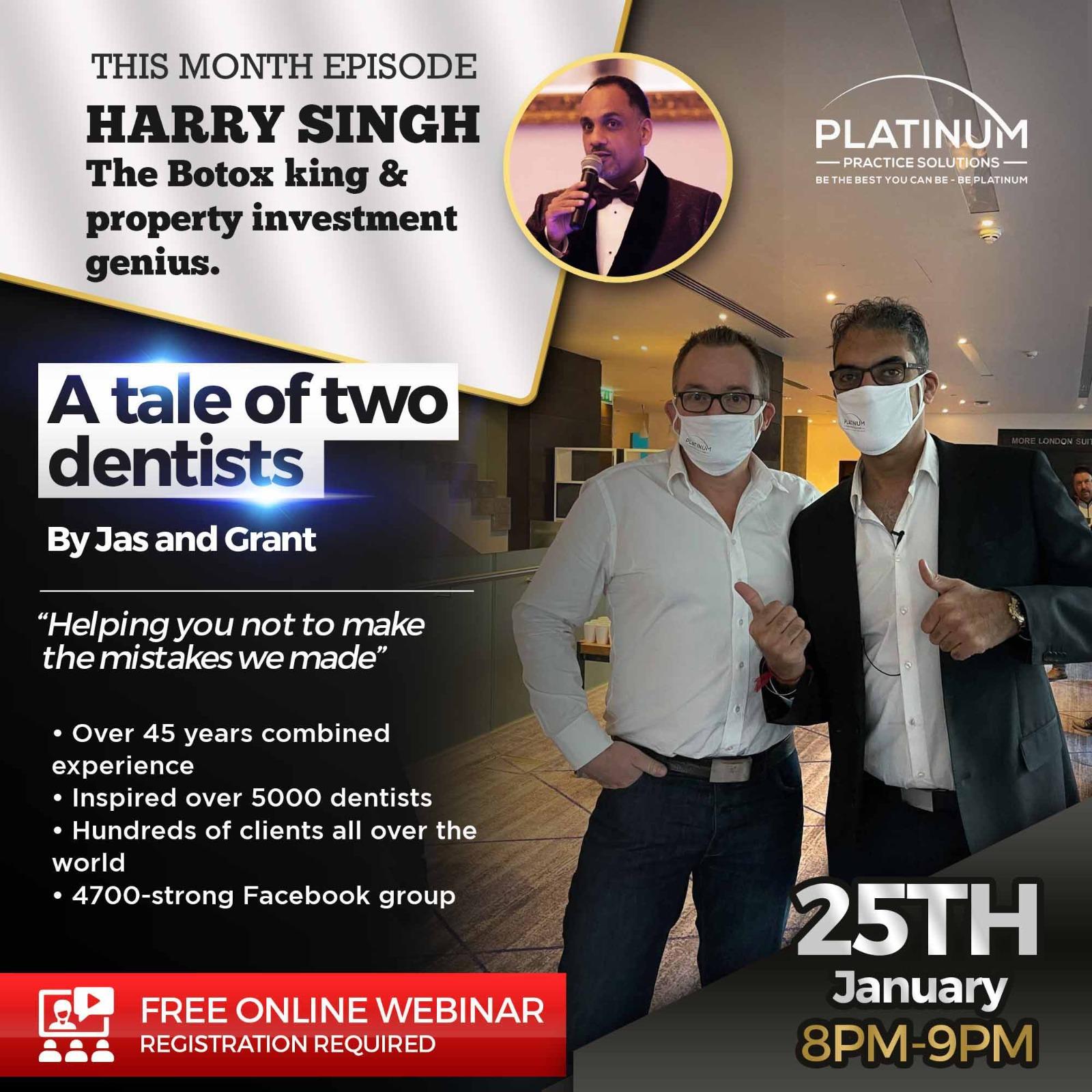 Platinum Practice Solutions Webinar with Harry Singh