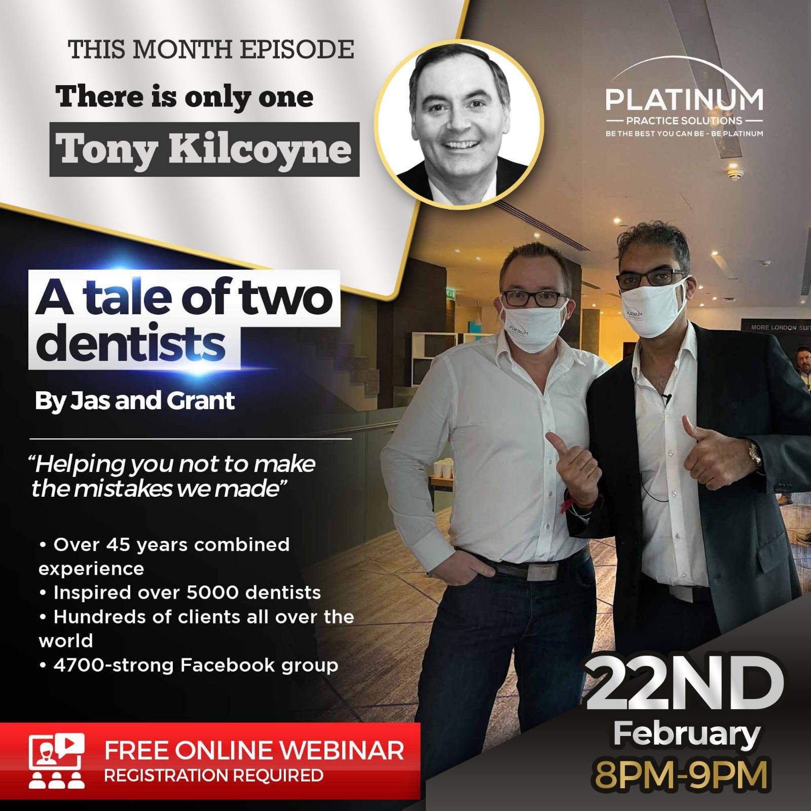 Platinum Practice Solutions Webinar with Tony Kilcoyne